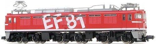 Nゲージ車両 EF81 (レインボー) 2148