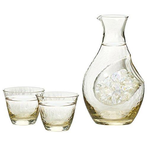 高瀬川(琥珀)冷酒セット G604-M72