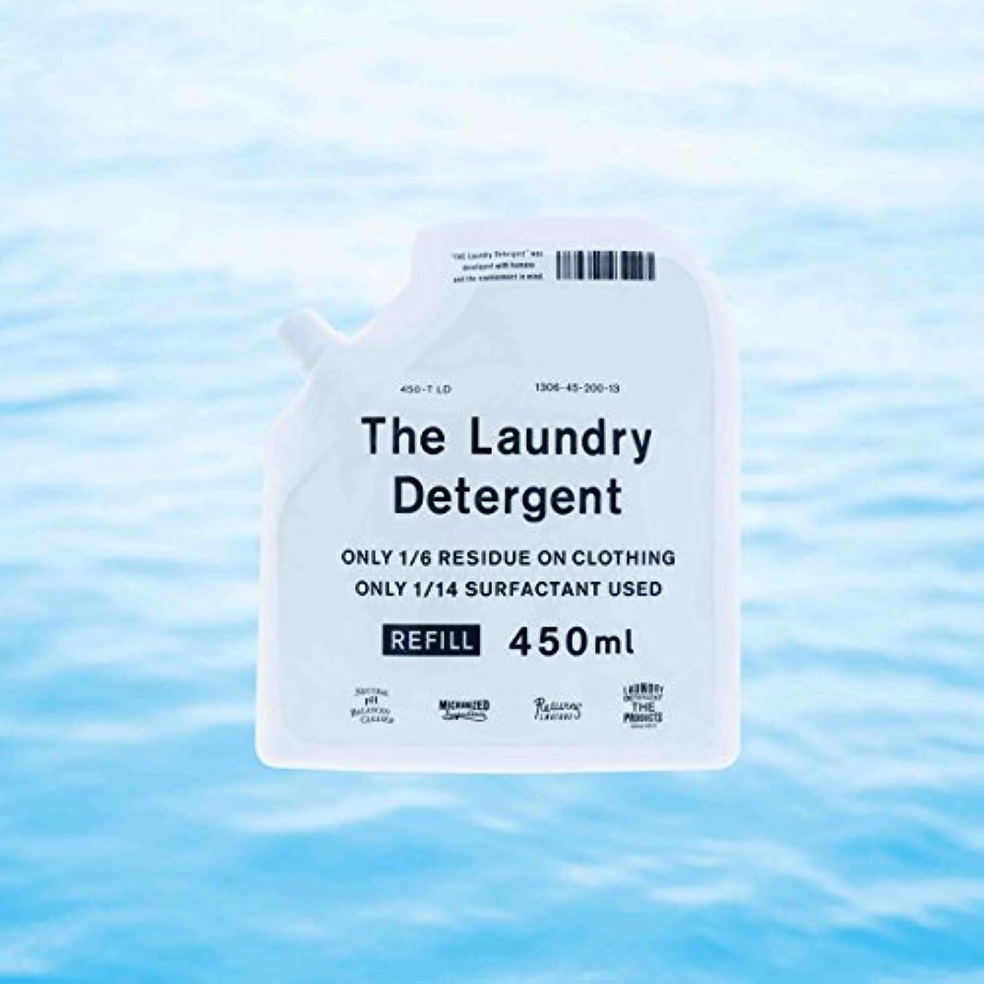 大工寺院仕出しますTHE Laundry Detergent / ザ?洗濯要洗剤 詰替用 450ml 【3個セット】