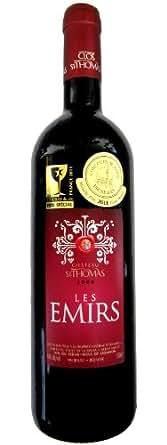 【レバノンワイン】レ・ゼミール 2007(赤・重口) クロ・サン・トマ