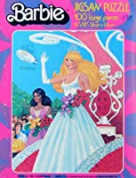 Barbie 100pc。Homecoming Queen Puzzle