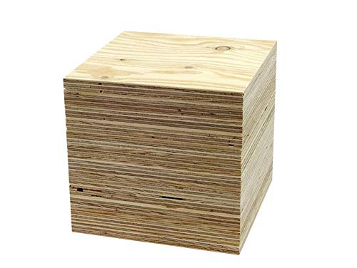 針葉樹合板(構造用合板) 厚み12mm  高耐水性 JAS F☆☆☆☆ 板材・コンパネ・合板 (150×150mm 12枚セット)