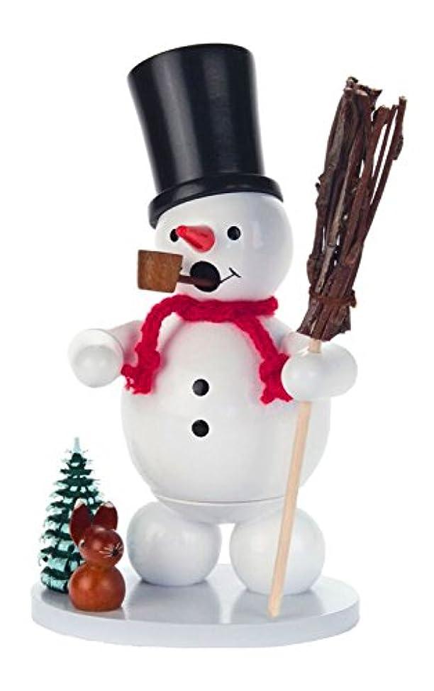 分泌するぐったり再発するAlexandor TaronホームDecor Burner雪だるまDregeno Incense 5.5