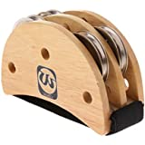 Blesiya Finest Wooden Foot Tambourine Cajon Performance Parts Party Band Accompaniment