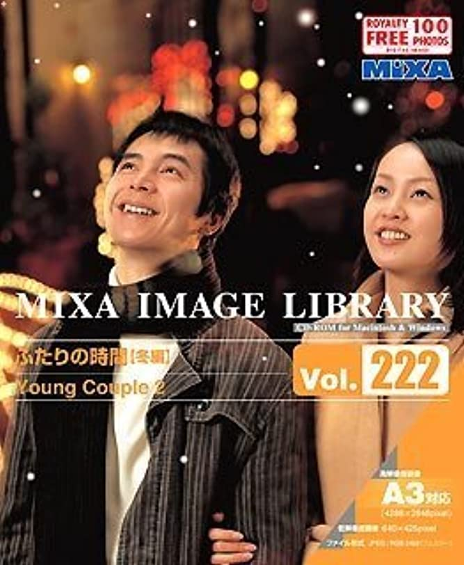 MIXA IMAGE LIBRARY Vol.222 ふたりの時間 冬編