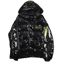 Zara Women Vinyl-Effect Puffer Jacket 6318/223 (Medium)