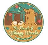 星のカービィ トラベルステッカー(4) ウィスピーウッズの森