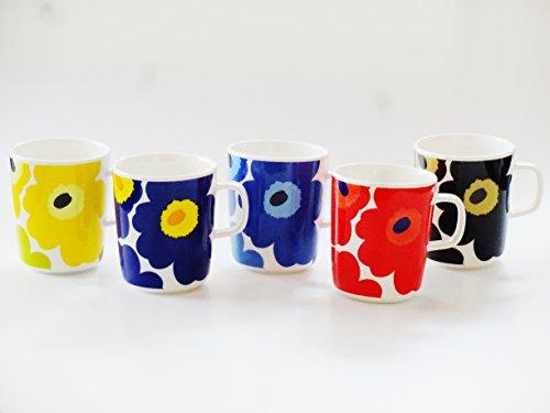 マリメッコ(marimekko) マグカップ 5個セット