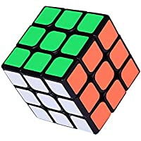ルービックキューブ GFUN 3x3x3 競技用 ver.2.0 スピードキューブ 立体パズル 世界基準配色 ポップ防止 回転スムーズ