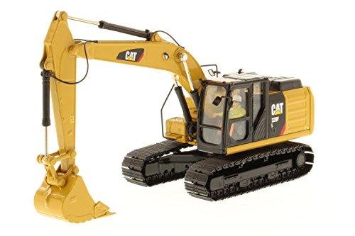 DM85931 1/50 ハイラインシリーズ Cat 320F L 中型油圧ショベルの詳細を見る
