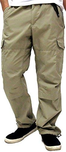 (アウトドアプロダクツ) OUTDOOR PRODUCTS カーゴパンツ メンズ ズボン 裏メッシュ イージー ミリタリー ワーク 3color LL ベージュ