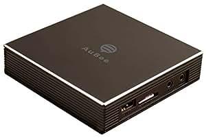 AuBee 手のひらサイズの地デジ・BS/CS対応2Kフルハイビジョンチューナー