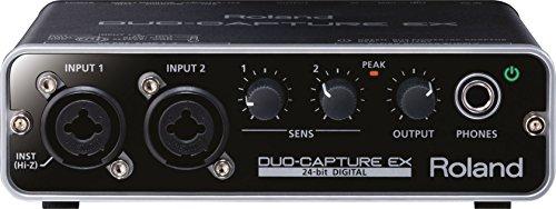 Roland ローランド オーディオインターフェイス DUO-CAPTURE EX UA-22