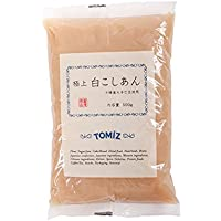 極上 白こしあん / 500g TOMIZ/cuoca(富澤商店)