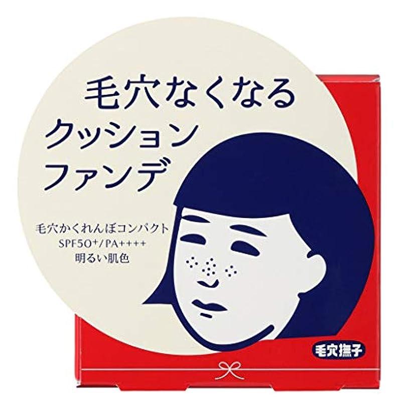 成功した有毒な調整する毛穴撫子 毛穴かくれんぼコンパクト(明るい肌色)