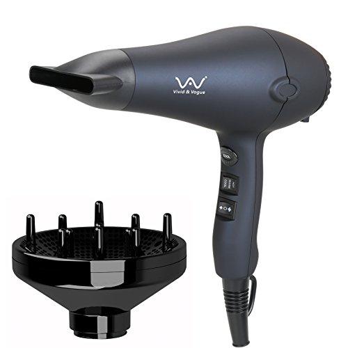 VAV(ヴィー・ヴィー)イオンドライヤー 風温&風量6セット...