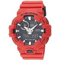 GSHOCK Men's Automatic Wrist Watch analog-digital Display and Resin Strap GA700-4A