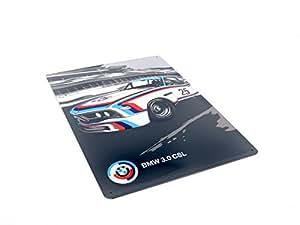 BMW モータースポーツ ヘリテージ メタル プレート 3.0CSL