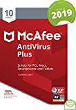 McAfee AntiVirus Plus 10 Device, 1 Code in a Box