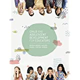 Child and Adolescent Development for Educators with Online Study Tools 1 2 months