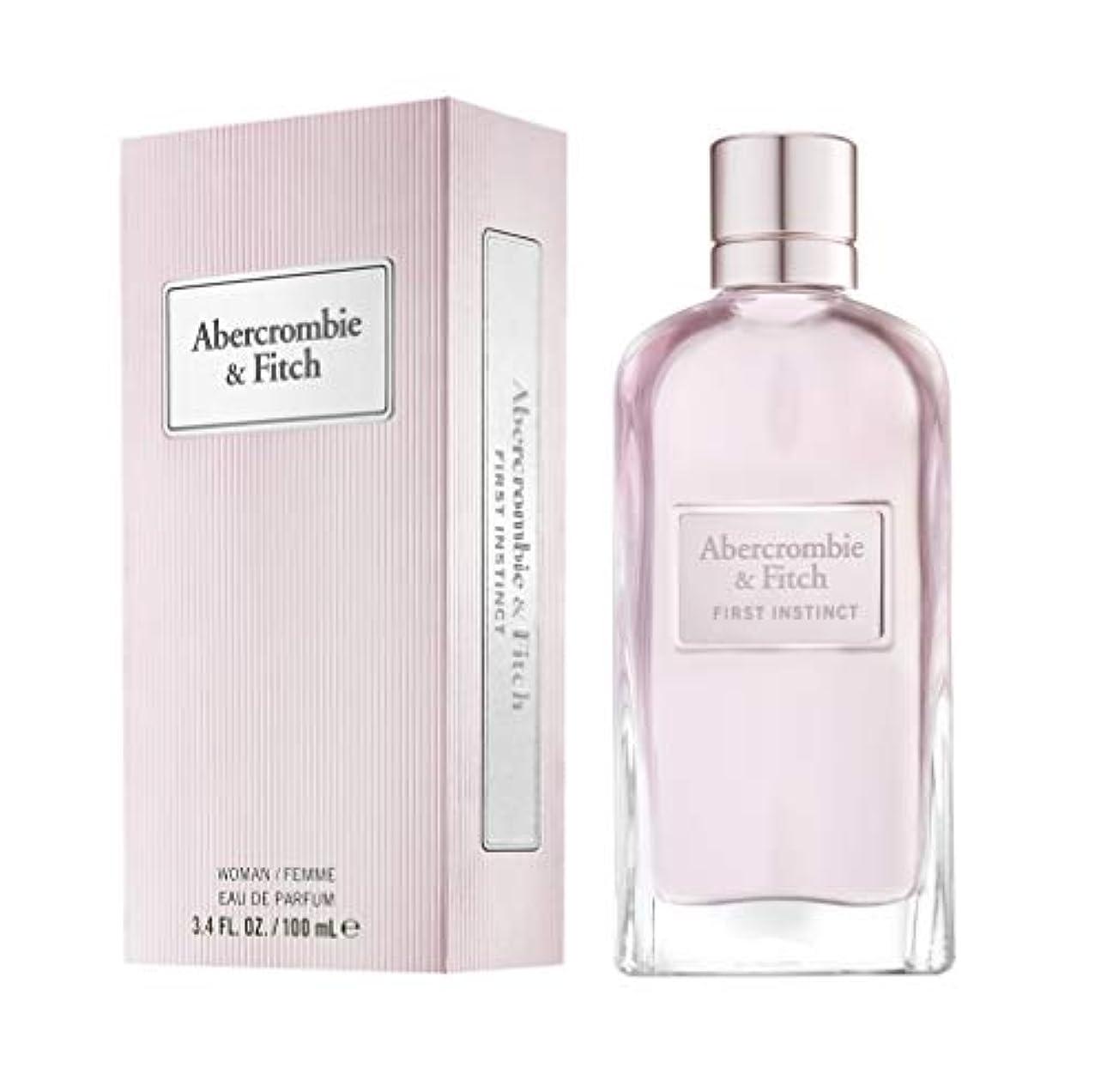 エスニック解釈する優雅アバクロンビー&フィッチ First Instinct Eau De Parfum Spray 100ml/3.4oz並行輸入品