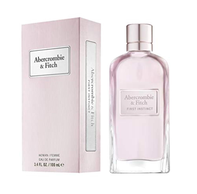 引用配列役に立たないアバクロンビー&フィッチ First Instinct Eau De Parfum Spray 100ml/3.4oz並行輸入品