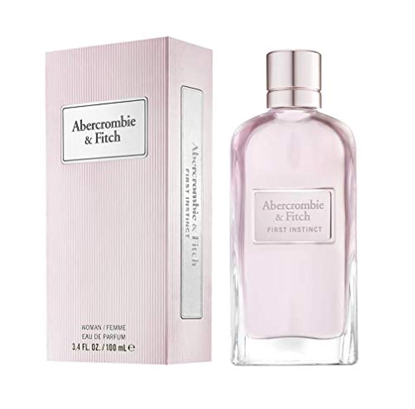 公式うがい会計士アバクロンビー&フィッチ First Instinct Eau De Parfum Spray 100ml/3.4oz並行輸入品