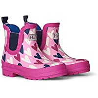 Hatley Girls Chelsea Rain Boots Raincoat