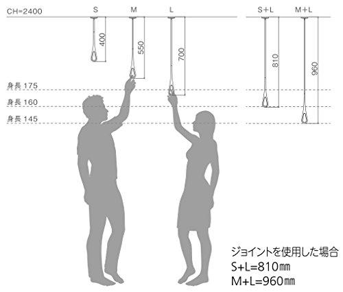 Kanaoni ナスタ nasta air series エアフープ KS-NRP020-WGR  ホワイトxグレー 1本販売
