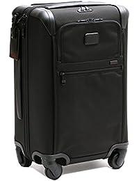 (トゥミ) TUMI スーツケース 4輪 ソフト 30L ALPHA2 機内持ち込み可 (ブラック) 22060D2/BLACK [並行輸入品]