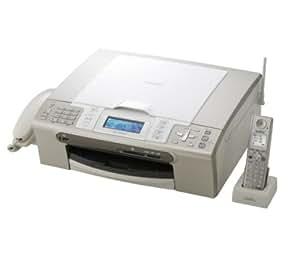 Brother A4インクジェットFAX複合機 MyMIO MFC-650CD デジタル子機1台 6000×1200dpi