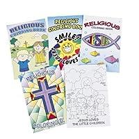 Religious Coloring Books–ひな形&ひな形Assortments