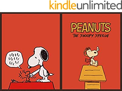 Peanu: Peanuts The Snoopy Special  Snoopy Gifts Comics Book (English Edition)
