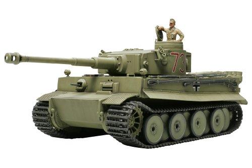 1/48 ドイツ重戦車 タイガーI 極初期生産型 ( アフリカ仕様 )