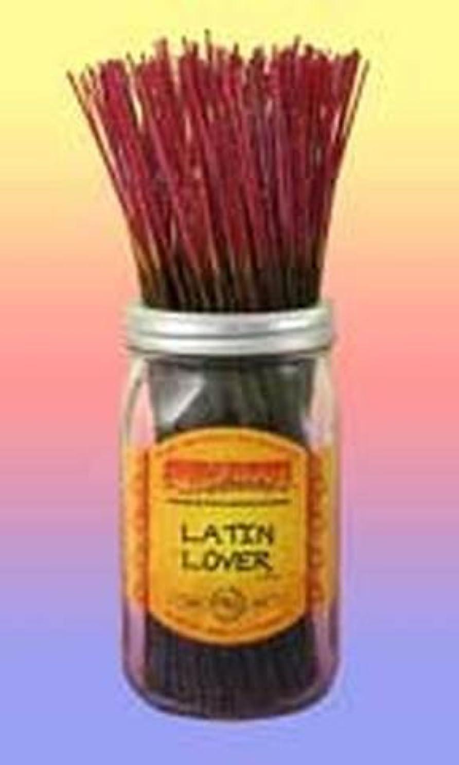 大学やろうバーゲンWildberry Incense Latin Lover 100個