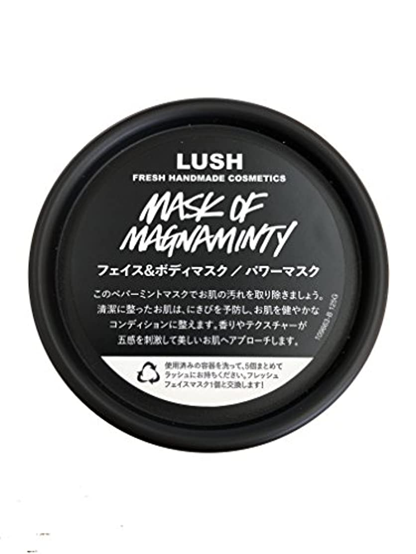 リーズ写真撮影提出するラッシュ(LUSH) パワーマスク(125g)
