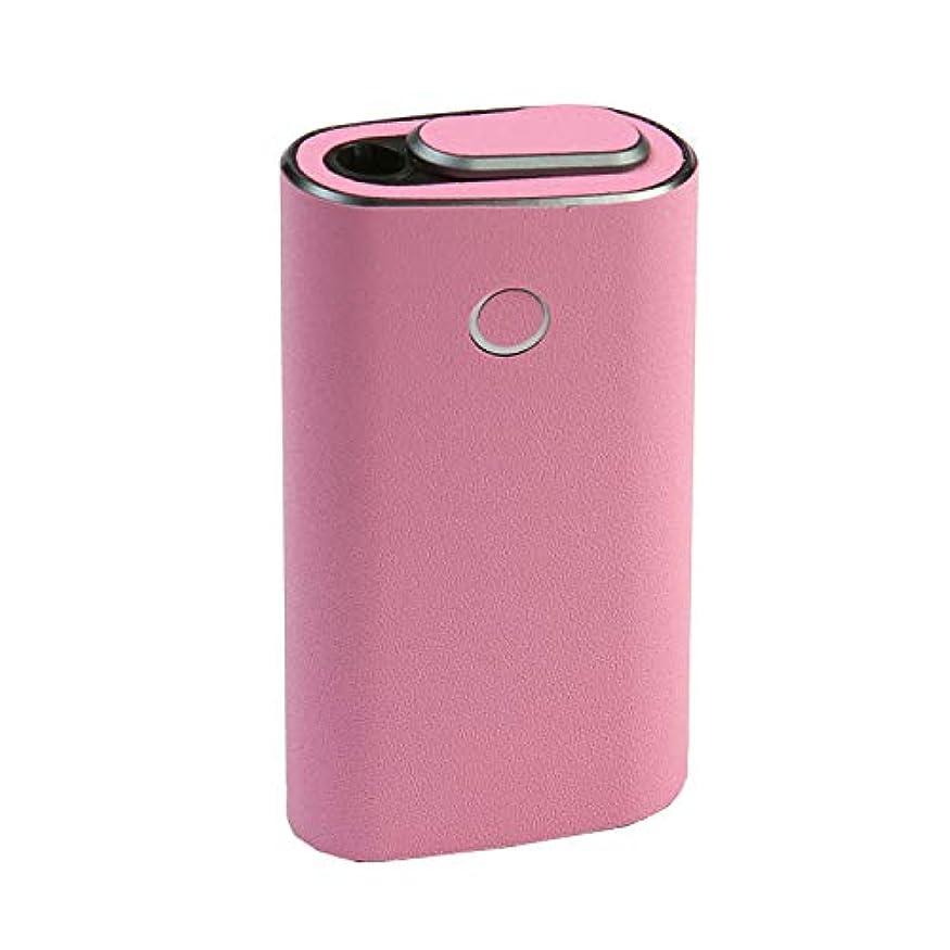 厳よろしく未払いDiy-Skin glo(シリーズ2) 360°フルセット カバー ケース 保護 フィルム ステッカー デコ アクセサリ シール 専用 スキンシール 電子タバコ ステッカー
