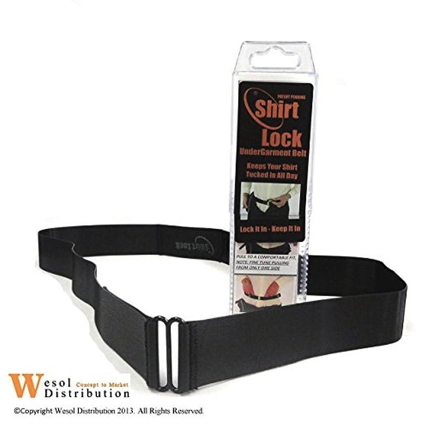 ポータル上院多年生Shirt Lock 黒のタックは48