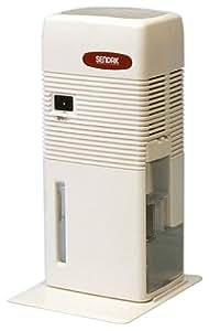 センタック(SENDAK) 押入れ 除湿機 電子吸湿器 (ペルチェ式) ホワイト QS-101