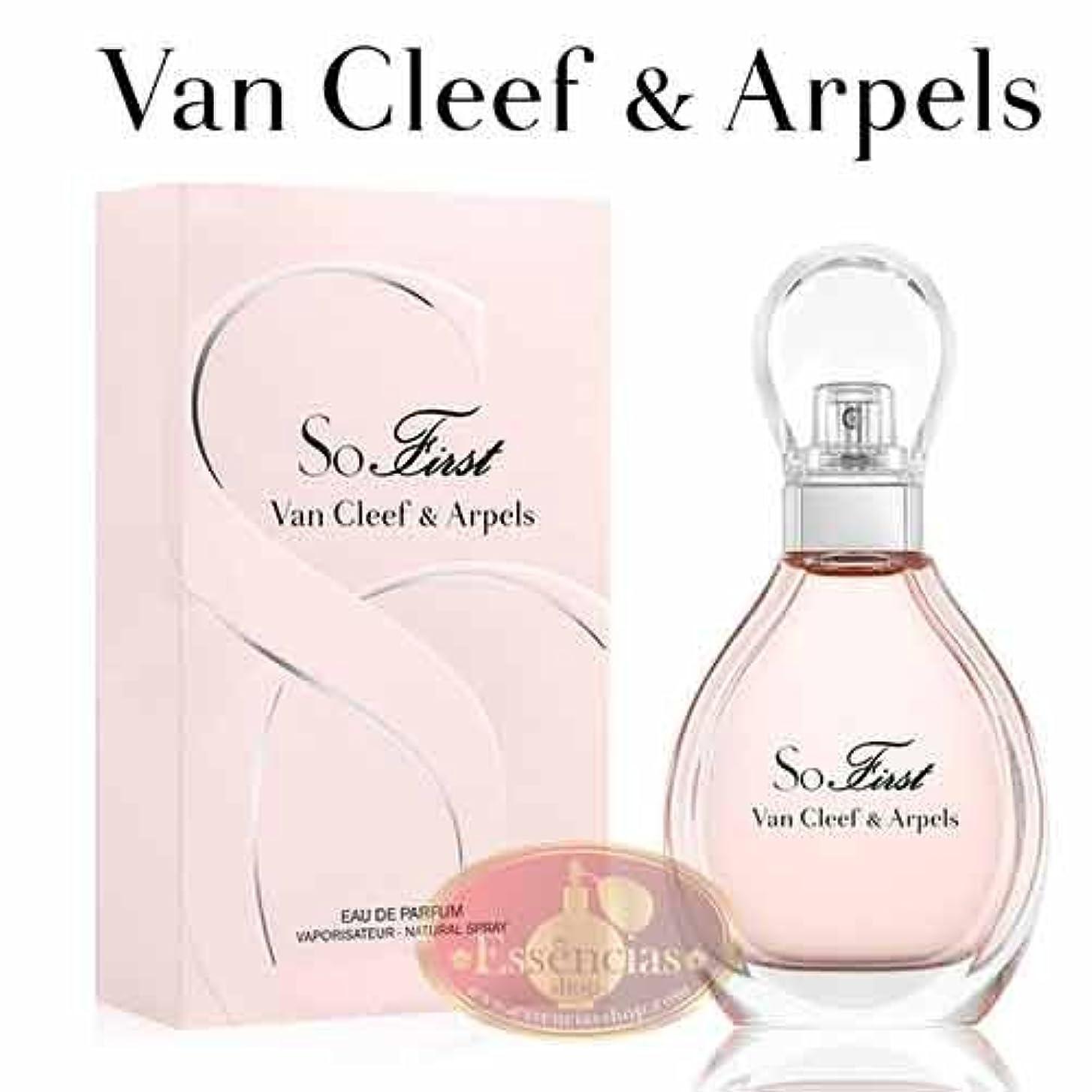 請求書やがて弁護人ヴァンクリーフ&アーペル ソー ファースト EDP スプレー 30ml ヴァンクリーフ&アーペル VAN CLEEF&ARPELS