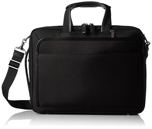 [エース] ace. ビジネスバッグ EVL3.0 3WAY 40cm A4 PC・タブレット収納 セットアップ エキスパンダブル 59515 01 (ブラック)
