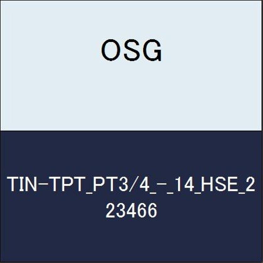 バーマド海上キャプテンブライOSG ハイス管用テーパタップ TIN-TPT_PT3/4_-_14_HSE_2 商品番号 23466