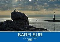 Barfleur Un port normand sur la Manche (Calendrier mural 2020 DIN A3 horizontal): Un petit tour du port de Barfleur (Calendrier mensuel, 14 Pages )
