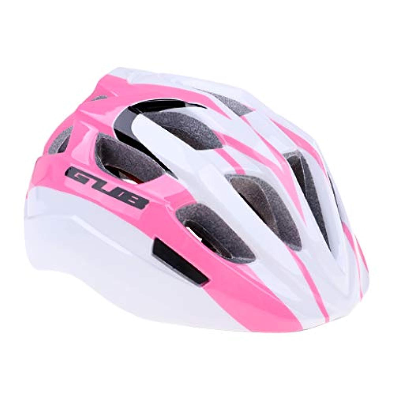 perfk 調節可能 アクセサリー キッズ バイクヘルメット サイクリング アウトドア スポーツ用 多目的 安全ヘルメット