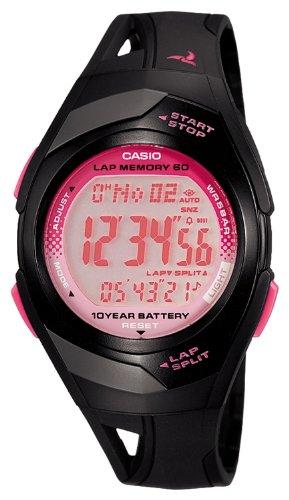 [カシオ]CASIO 腕時計 フィズ LAP MEMORY 60 STR-300J-1BJF