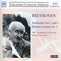 Beethoven: Symphony Nos. 2 & 4 / Overture: Leonore No. 3 (2004-11-18)