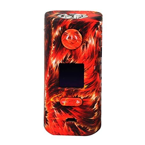Hugo Vapor Rader ECO Box Mod 200W デュアルバッテリー テクニカル モッド (Red Strom)