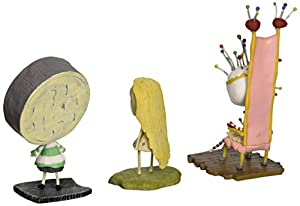Tim Burton's oyster Boy Pin Cushion Queen PVC製 フィギュア