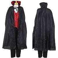 【2020最新リリース 】 【 本格的 】ハロウィンアールヴァンパイアコスチュームヴァンパイアコスチューム大人ドレスアップパーティーコスコス ヴァンパイア コスプレ メンズ ドラキュラ 衣装 ハロウィン 吸血鬼 仮装 大人