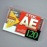 TDK カセットテープ AE 120分 ノーマルポジション
